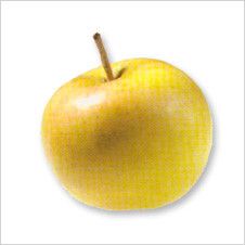 Jablka Golden delicious